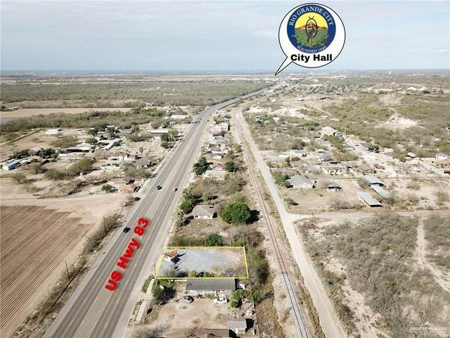 5795 E Us Highway 83, Rio Grande City, TX 78582 (MLS #367459) :: The Ryan & Brian Real Estate Team