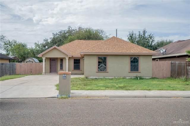 606 Alma, Mission, TX 78572 (MLS #367474) :: The Ryan & Brian Real Estate Team