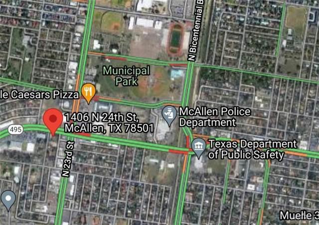 1409 N 24th, Hidalgo, TX 78504 (MLS #367493) :: The Maggie Harris Team