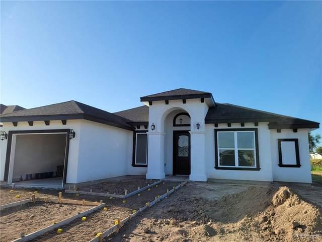 713 Santa Cecilia, Donna, TX 78537 (MLS #367517) :: API Real Estate