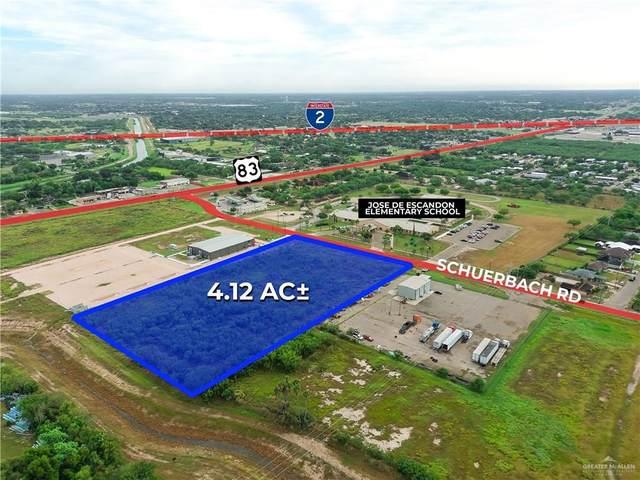 0 Shuerbach, Mission, TX 78573 (MLS #367520) :: Imperio Real Estate