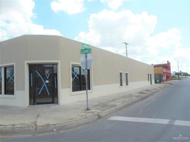 131 W Clark, Pharr, TX 78577 (MLS #368565) :: RE/MAX PLATINUM