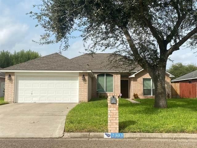 2305 E 19th, Mission, TX 78572 (MLS #368571) :: eReal Estate Depot