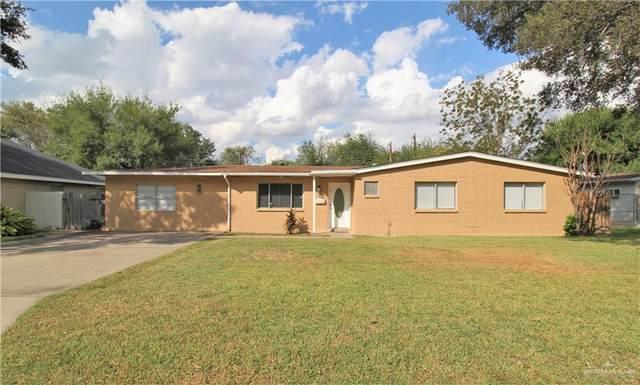 1210 W Jonquil, Mcallen, TX 78501 (MLS #368609) :: RE/MAX PLATINUM