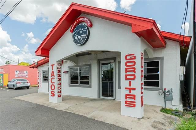 816 E Us Highway 83, Pharr, TX 78577 (MLS #368629) :: API Real Estate
