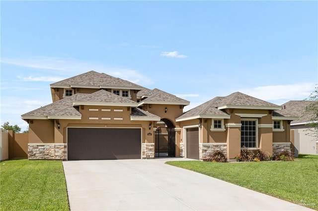 4808 Choke Canyon, Mcallen, TX 78504 (MLS #368631) :: Key Realty