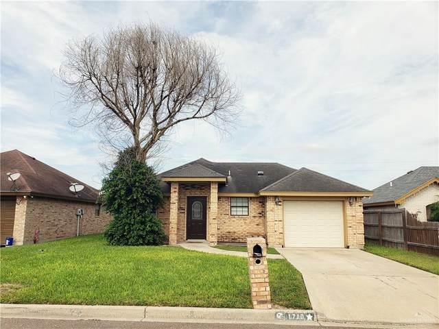 1710 Magnolia, Mission, TX 78573 (MLS #368678) :: The Ryan & Brian Real Estate Team