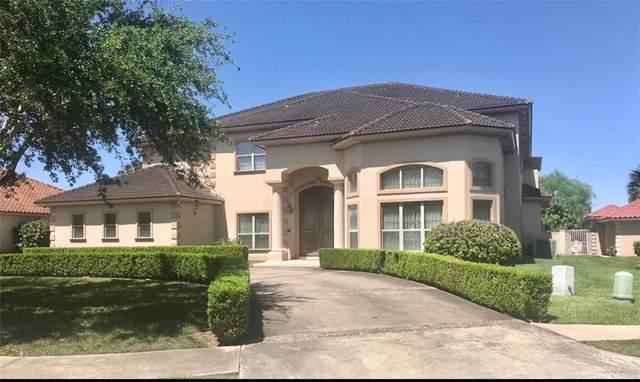 1581 Los Sabales, Brownsville, TX 78520 (MLS #368706) :: The Ryan & Brian Real Estate Team