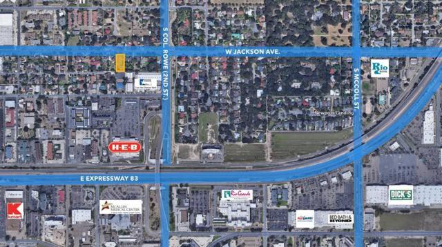 401 W Jackson Avenue, Mcallen, TX 78501 (MLS #214378) :: Jinks Realty