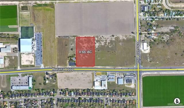 000 E Nolana Loop, Pharr, TX 78577 (MLS #215037) :: The Lucas Sanchez Real Estate Team