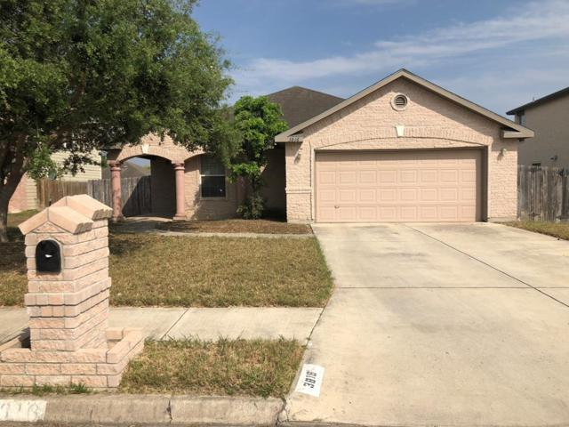 3816 S Evangelina Street, Edinburg, TX 78539 (MLS #218511) :: Jinks Realty
