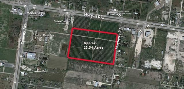 Highway 107 & Mayberry Road, Mission, TX 78572 (MLS #219082) :: The Lucas Sanchez Real Estate Team