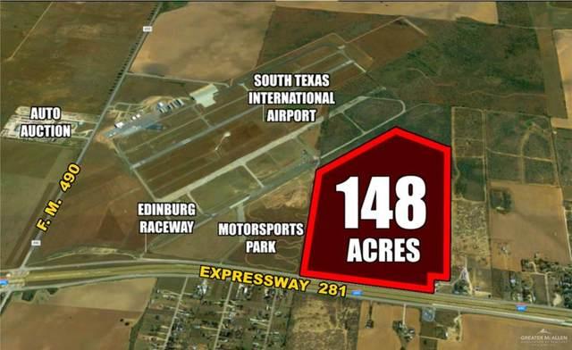 000 N Us Highway 281, Edinburg, TX 78541 (MLS #219299) :: The Maggie Harris Team