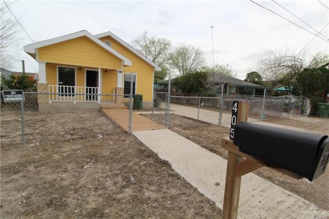 405 N Clarke Street, Rio Grande City, TX 78582 (MLS #221207) :: The Ryan & Brian Real Estate Team