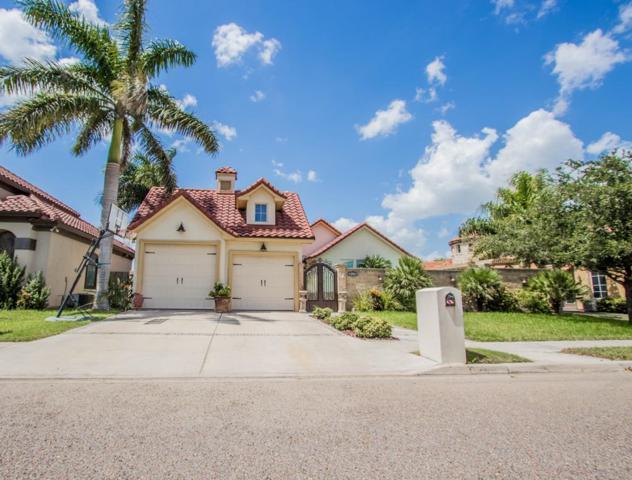 2421 E 21st Street, Mission, TX 78572 (MLS #222421) :: The Ryan & Brian Real Estate Team