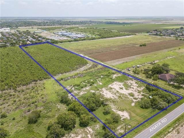 305 W Anaya W, Pharr, TX 78577 (MLS #300832) :: The Ryan & Brian Real Estate Team