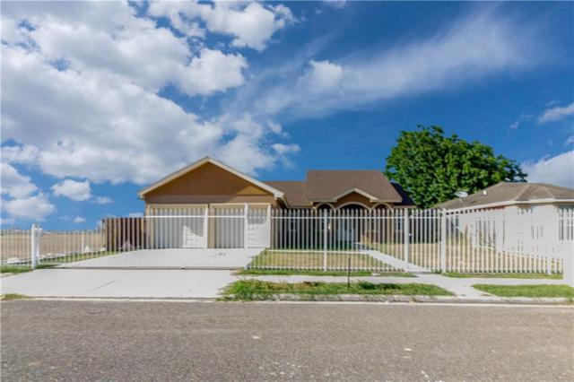 718 Ruben Street, Donna, TX 78537 (MLS #300971) :: The Ryan & Brian Real Estate Team