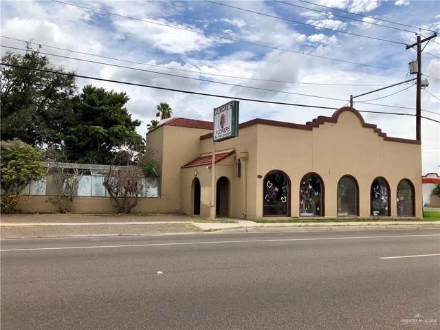 2715 W Us Highway Business 83 Street, Mcallen, TX 78501 (MLS #301304) :: Jinks Realty