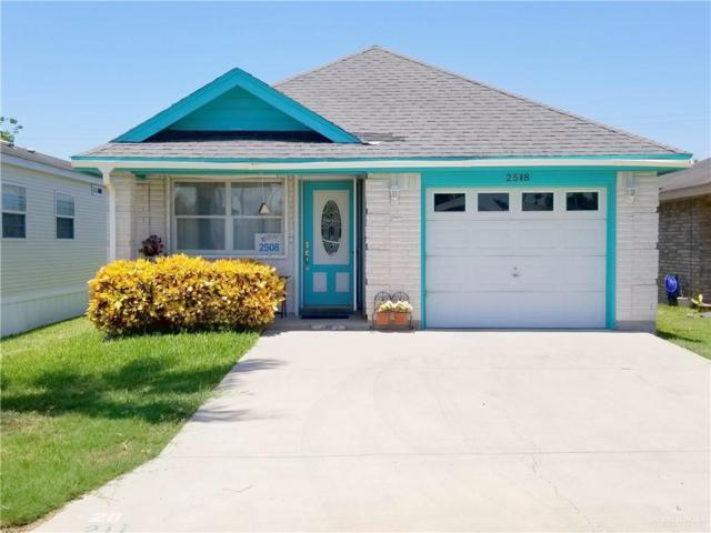 2508 Bobolink Circle W, Palmview, TX 78572 (MLS #302563) :: The Ryan & Brian Real Estate Team