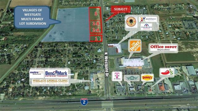 002-3 N Westgate Drive, Weslaco, TX 78596 (MLS #302750) :: eReal Estate Depot