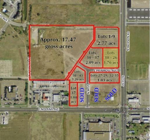 4201 N Jackson Road, Mcallen, TX 78501 (MLS #302817) :: Jinks Realty