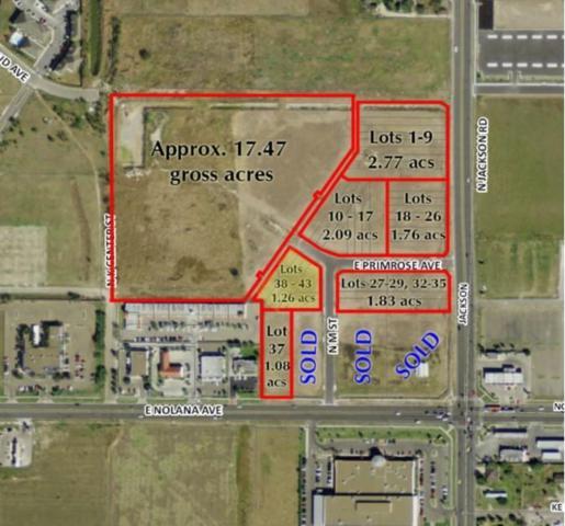 1324 E Primrose Avenue, Mcallen, TX 78501 (MLS #302819) :: Jinks Realty