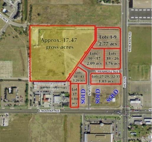 1324 A E Primrose Avenue, Mcallen, TX 78501 (MLS #302820) :: Top Tier Real Estate Group