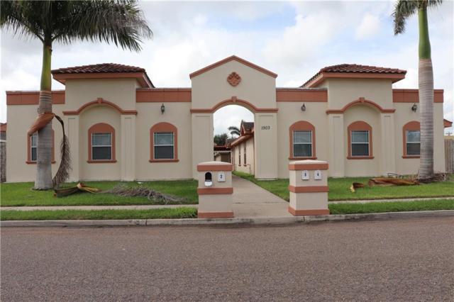 1903 W Douglas Street, Pharr, TX 78577 (MLS #302824) :: The Ryan & Brian Real Estate Team