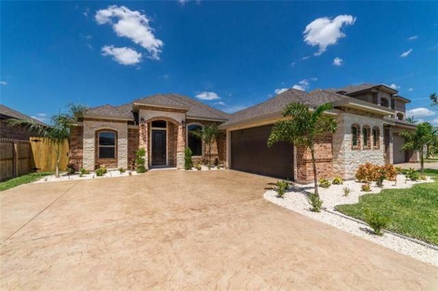 1631 W Canal Lane, Pharr, TX 78577 (MLS #303142) :: The Ryan & Brian Real Estate Team