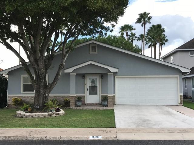 936 Santa Anna Drive, Alamo, TX 78516 (MLS #304037) :: The Lucas Sanchez Real Estate Team