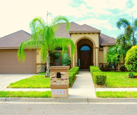 1324 E La Cantera Avenue, Mcallen, TX 78503 (MLS #304197) :: The Ryan & Brian Real Estate Team