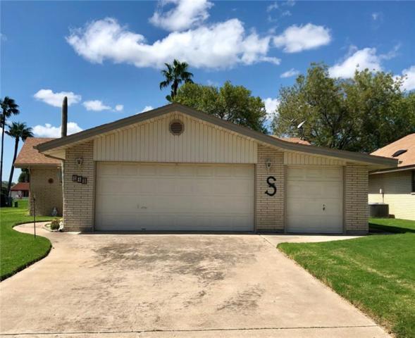 843 Palm Drive, Alamo, TX 78516 (MLS #304288) :: The Ryan & Brian Real Estate Team