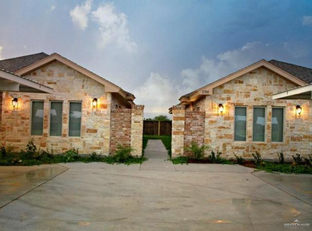 2705 E Franklin Avenue E, Alton, TX 78573 (MLS #304552) :: The Ryan & Brian Real Estate Team