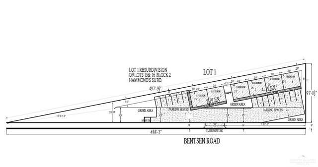 1500 N Bentsen Road, Mcallen, TX 78501 (MLS #304626) :: The Ryan & Brian Real Estate Team
