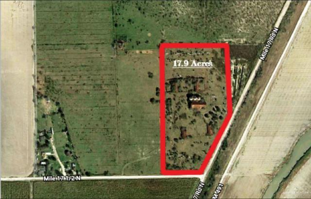 00 N Mile 17 1/2 Road N, La Villa, TX 78562 (MLS #304802) :: eReal Estate Depot