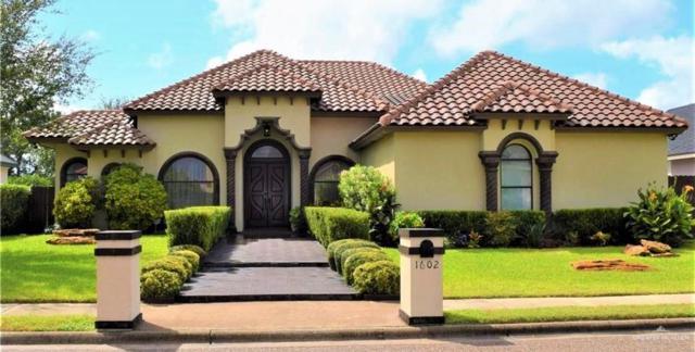 1602 Solar Drive, Mission, TX 78574 (MLS #304935) :: Rebecca Vallejo Real Estate Group