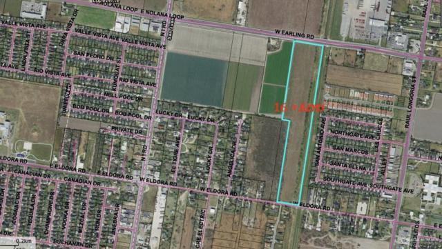 00 W El Dora Road N, San Juan, TX 78589 (MLS #305229) :: The Ryan & Brian Real Estate Team