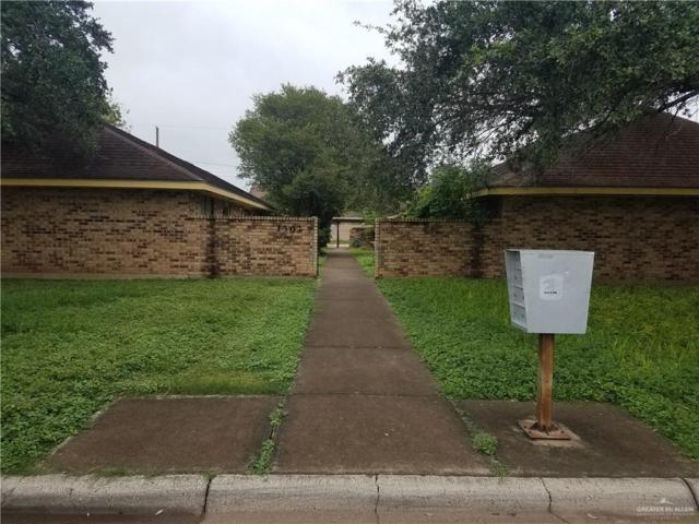 1302 W 3rd Street #1, Weslaco, TX 78596 (MLS #305467) :: Jinks Realty
