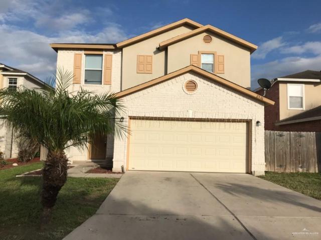 2536 Links Drive, Edinburg, TX 78542 (MLS #306036) :: The Ryan & Brian Real Estate Team