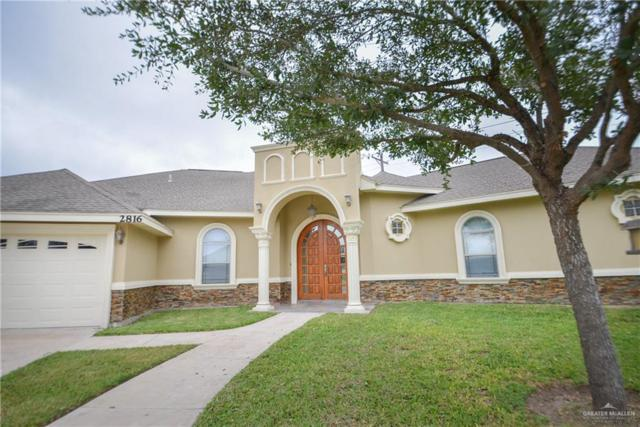 2816 Northwestern Avenue, Mcallen, TX 78504 (MLS #306042) :: Jinks Realty