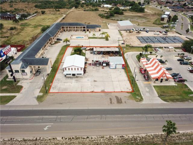660 W Expressway 83 Highway, La Joya, TX 78560 (MLS #306528) :: eReal Estate Depot