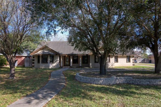 1400 Claborne Street, Mission, TX 78572 (MLS #306560) :: Jinks Realty