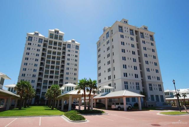 8500 Padre Boulevard 901N, South Padre Island, TX 78597 (MLS #306573) :: Jinks Realty
