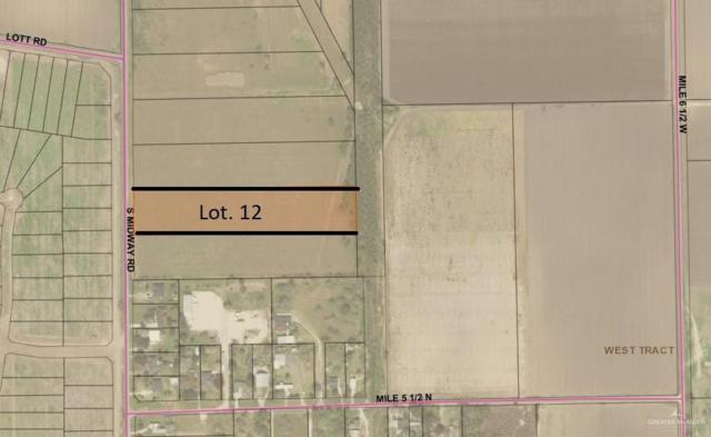 12 Midway Road, Weslaco, TX 78596 (MLS #306623) :: Jinks Realty