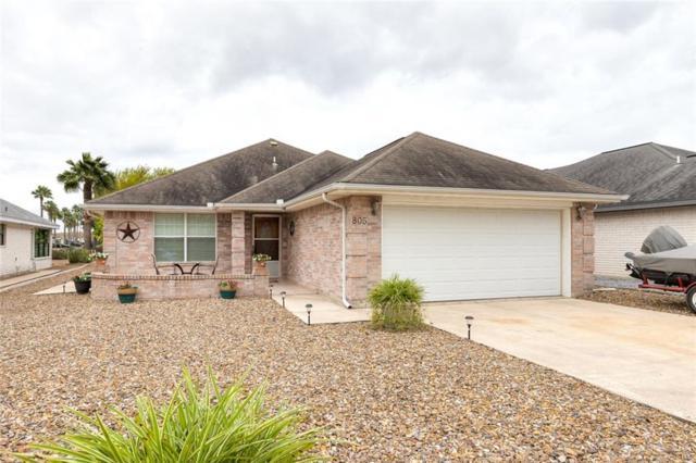 805 Lake View Drive, Mission, TX 78572 (MLS #306703) :: The Ryan & Brian Real Estate Team