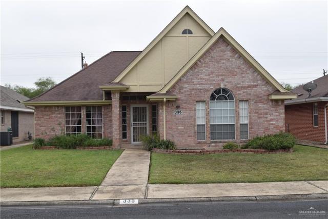 335 Karen Drive, Alamo, TX 78516 (MLS #308176) :: The Ryan & Brian Real Estate Team
