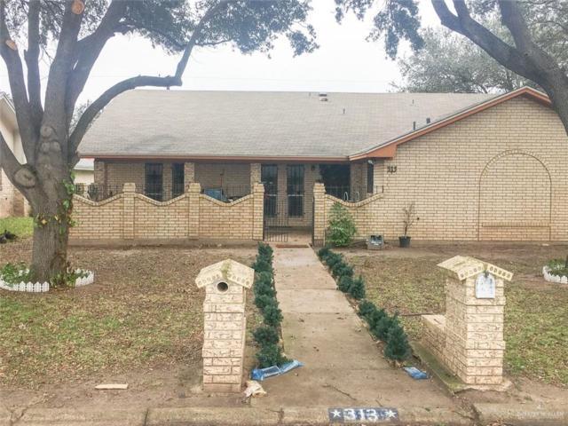 313 W Iris Avenue, Mcallen, TX 78501 (MLS #309287) :: Jinks Realty