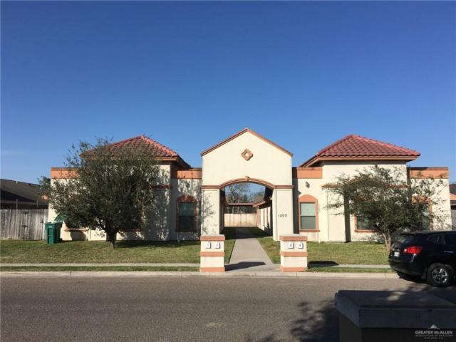 1800 W Douglas Street, Pharr, TX 78577 (MLS #309368) :: The Ryan & Brian Real Estate Team