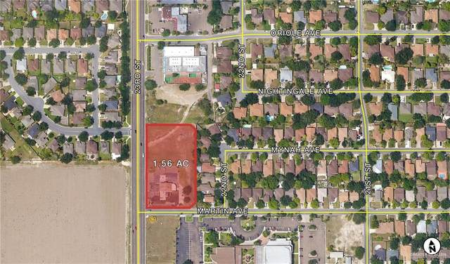 6500 N 23rd Street, Mcallen, TX 78504 (MLS #309889) :: The Ryan & Brian Real Estate Team