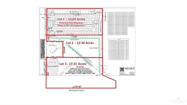 000 Airport Drive, Weslaco, TX 78596 (MLS #309980) :: The Ryan & Brian Real Estate Team